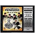 Pittsburgh Penguins '09 Finals Plaque