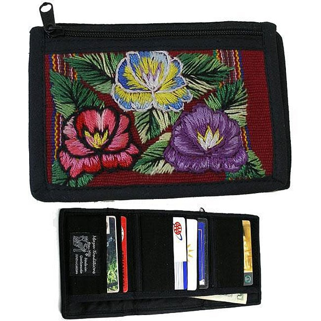 Patsun Tri-fold Wallet (Guatemala)