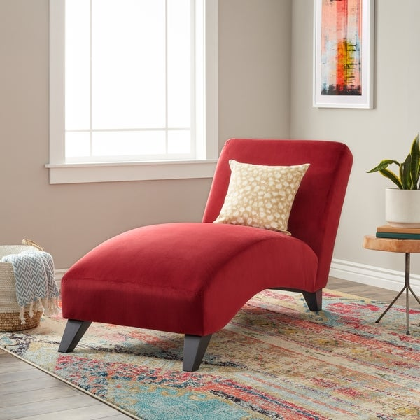 Bella Chaise Lounge Berry