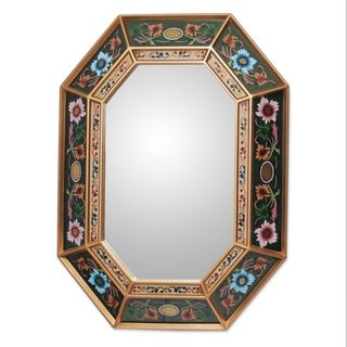 'Wildflowers' Mirror (Peru)