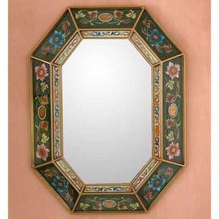 'Wildflowers' Mirror (Peru)