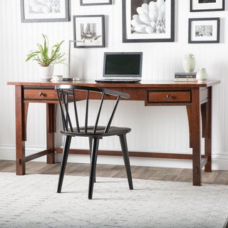 Laurel Creek Edmond 2-drawer Writing Desk
