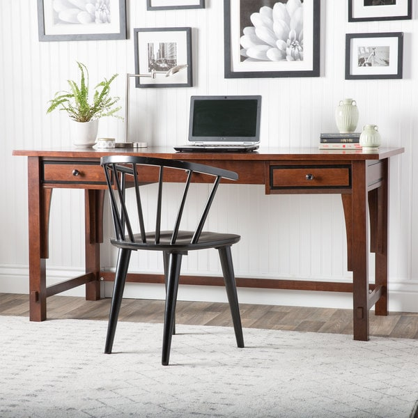 Talisman 2-drawer Writing Desk