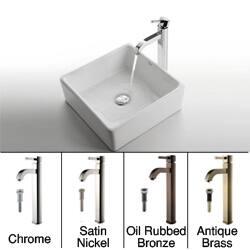 Buy Vessel Sink Faucet Sets Online At Overstockcom Our Best - Bathroom sink faucet sets