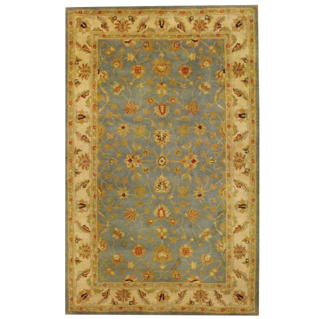 "Herat Oriental Indo Mahal Wool Rug  - 5'3"" x 8'2"""
