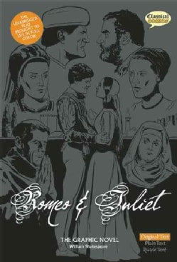 Romeo and Juliet: The Graphic Novel Original Text (Paperback)