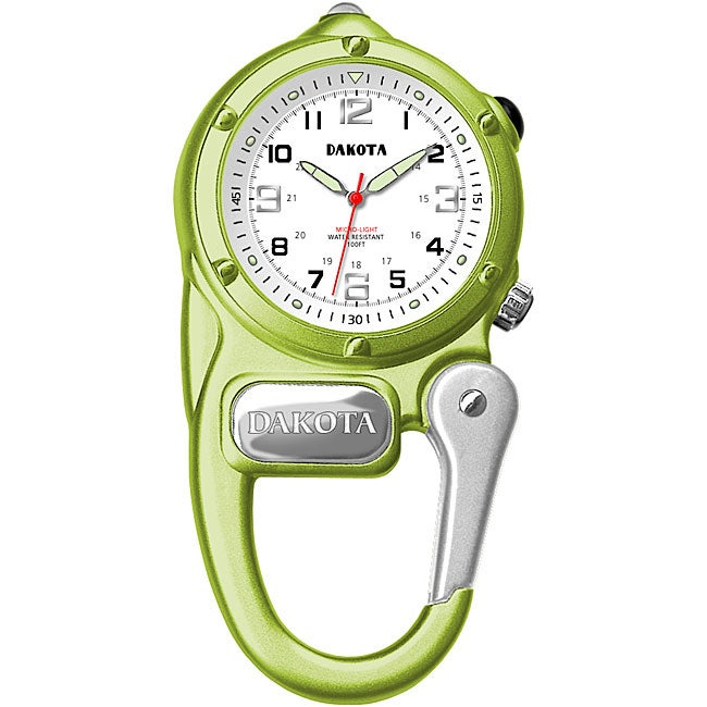 Dakota Women's Mini Clip Sports Water-resistant Watch