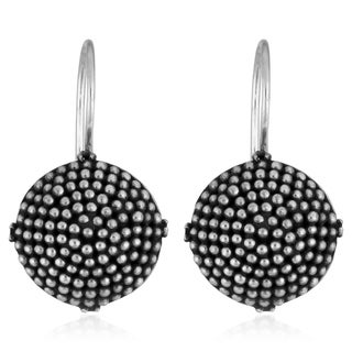 Handmade Sterling Silver Beaded Button Earrings (Indonesia)|https://ak1.ostkcdn.com/images/products/4071353/P12087294.jpg?_ostk_perf_=percv&impolicy=medium