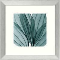 Framed Art Print 'Leaf Bouquet' by Steven N. Meyers 14 x 14-inch