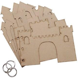 Sandcastle 3-ring Chipboard Album