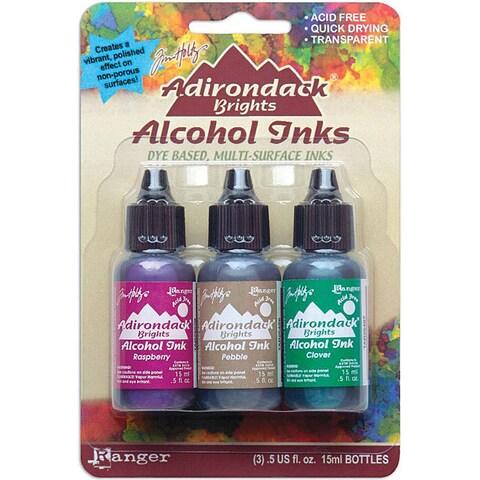 Adirondack Brights Alcohol Inks (Set of 3)