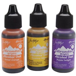 Adirondack Brights Acid-Free Alcohol Inks (Set of 3)