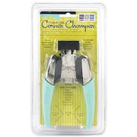 We R Memory Keepers Crop-A-Dile Aqua Corner Chomper Tool