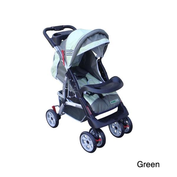 BeBeLove Deluxe Stroller