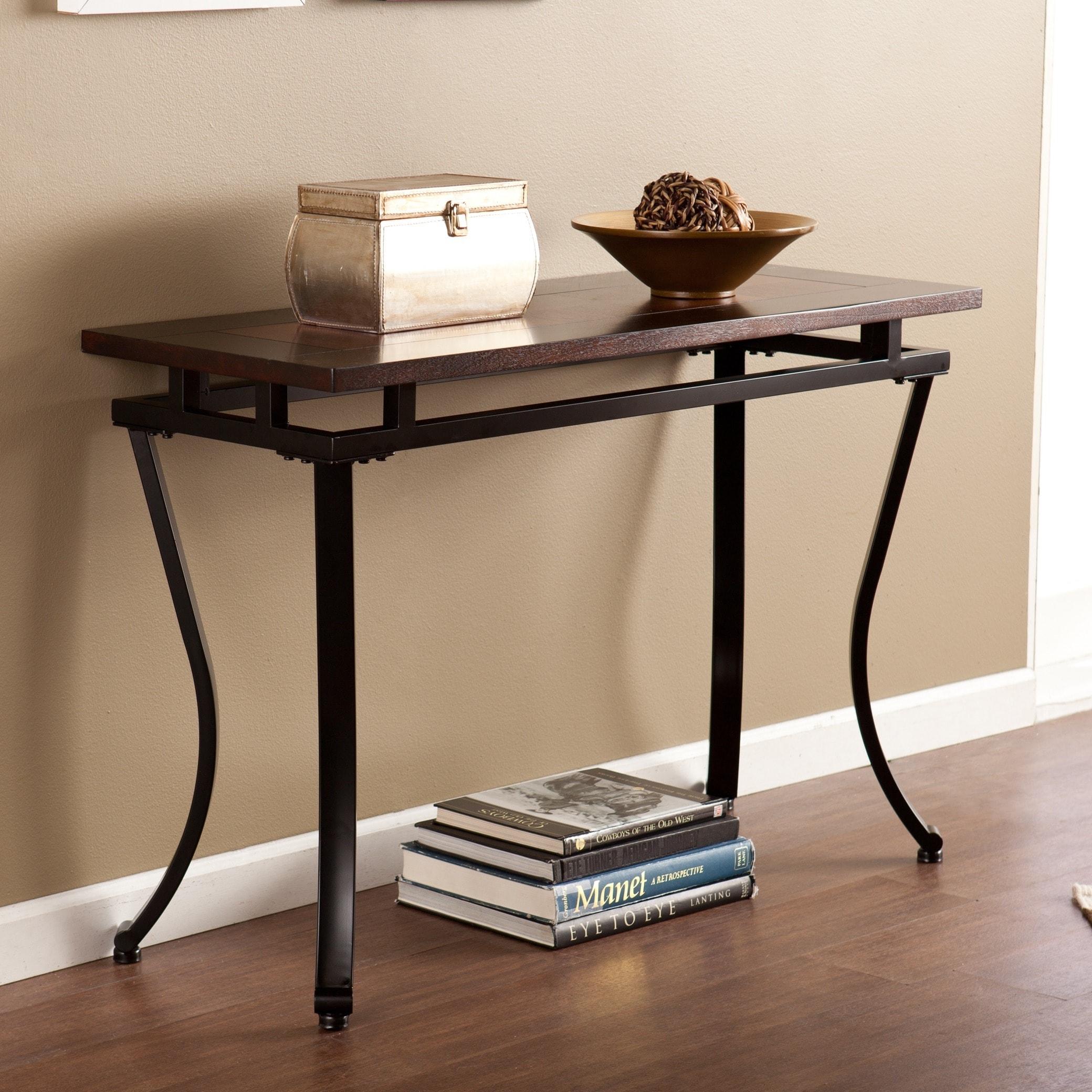 Clay Alder Home Hi-Line Cornell Sofa Table