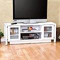White TV Stand/ Media Console