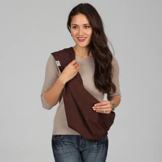 HugaMonkey Brown Baby Sling|https://ak1.ostkcdn.com/images/products/4073375/4073375/HugaMonkey-Baby-Sling-in-Brown-P12089042.jpg?impolicy=medium