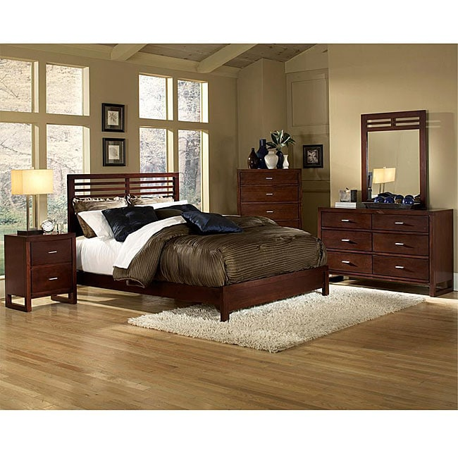 ferris queen 5 piece bedroom furniture set free shipping today