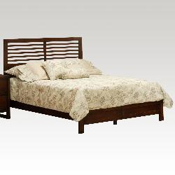 TRIBECCA HOME Ferris Collection Queen-size Bed - Thumbnail 1