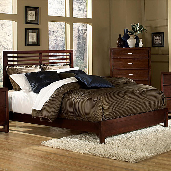 TRIBECCA HOME Ferris Collection Queen-size Bed