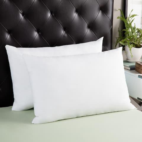 Splendorest Angel Soft Down Alternative Side Sleeper Queen-size Pillows (Set of 2) - White