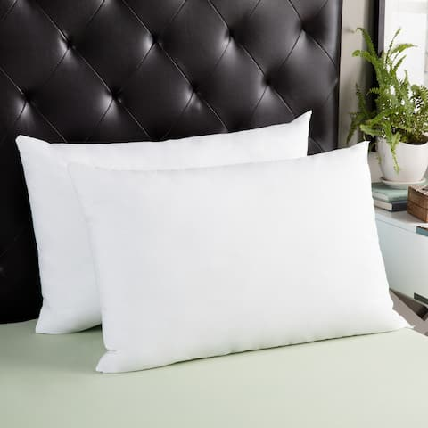 Splendorest Angel Soft Down Alternative Side Sleeper Queen-size Pillows (Set of 2) - White