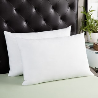 Link to Splendorest Angel Soft Down Alternative Side Sleeper Queen-size Pillows (Set of 2) - White Similar Items in Pillows