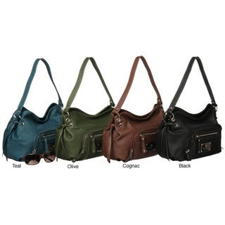Rosetti Frontline Outback Hobo Style Handbag