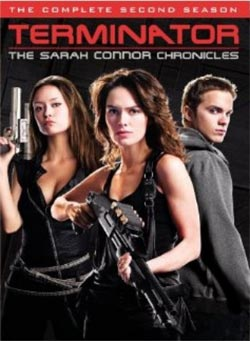 Terminator: The Sarah Connor Chronicles Complete Second Season (DVD)