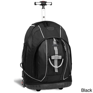 J World 'Twinkle' Rolling Backpack with Lightning Wheels