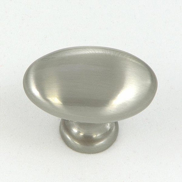 York Cabinet Knobs with Satin Nickel Finish (Pack of 10)