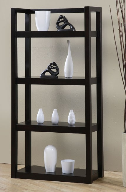 Open Shelf Bookcase Free Shipping Today Overstock Com