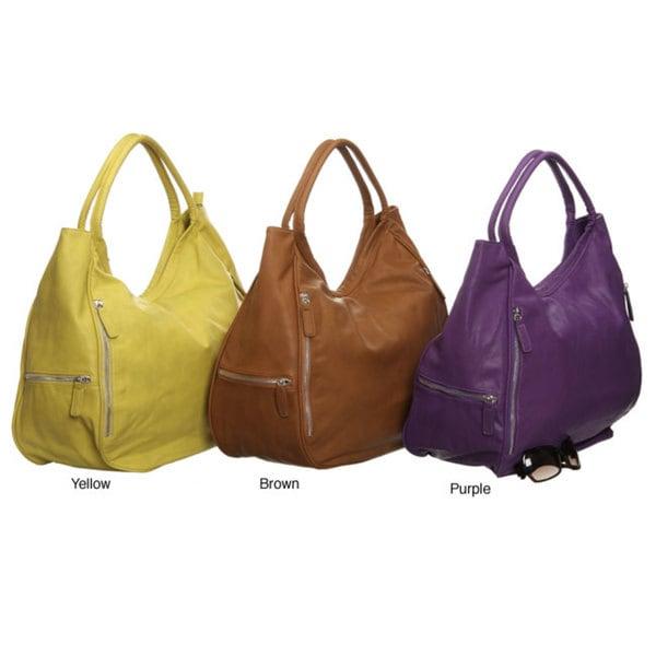Co Lab Carry All Hobo Style Handbag
