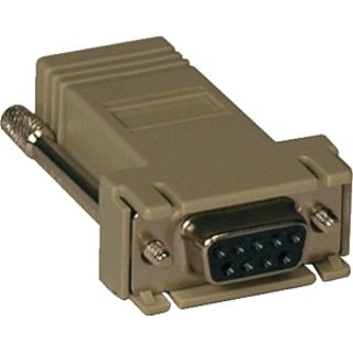 Tripp Lite Modular Serial Adapter Ethernet to Console Server RJ45-F/D