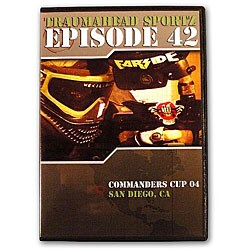 Traumahead #42 Commanders Cup 2004 DVD