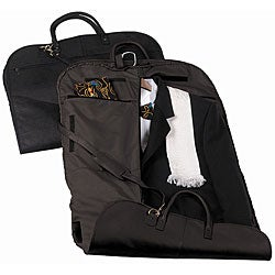 Royce Leather Man Made Leather Garment Cover Bag