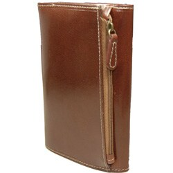 Colombo Three-fold Leather Wallet
