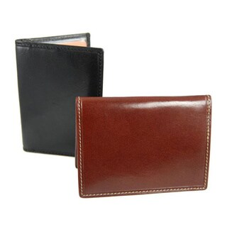 Castello Colombo Leather Super Slim Card Holder (2 options available)