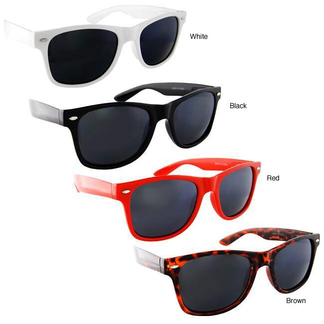 Men's Plastic Sunglasses