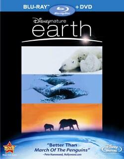 Disneynature: Earth (Blu-ray Disc)
