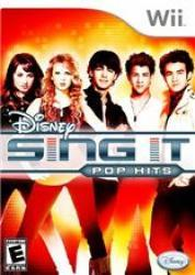 Wii - Disney Sing It: Pop Hits (game only) - Thumbnail 2