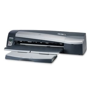 "HP Designjet 130R Inkjet Large Format Printer - 24"" Print Width - Col"