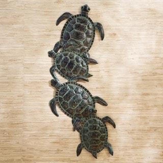 Harper Blvd Sea Turtle Wall Art
