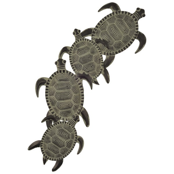 Turtle Wall Art harper blvd sea turtle wall art - free shipping today - overstock