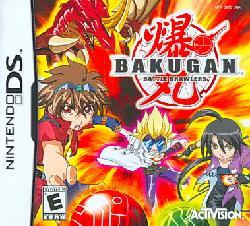 Nintendo DS - Bakugan: Battle Brawlers