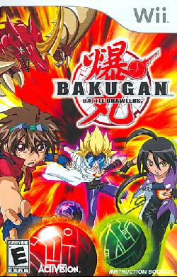 Wii - Bakugan