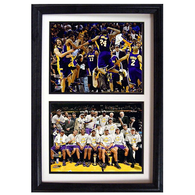 Shop LA Lakers 2009 NBA Champions Collectible Sports Prints in ...