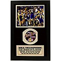 "LA Lakers 2009 NBA Champions 12"" x 18"" Basketball Sports Print/Patch"