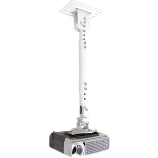 Telehook Height adjustable projector ceiling mount