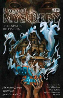 House of Mystery 3: The Space Between (Paperback)